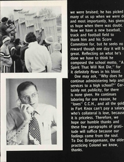 Page 13, 1978 Edition, Covington Catholic High School - Yearbook (Covington, KY) online yearbook collection