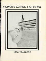 Page 7, 1978 Edition, Covington Catholic High School - Yearbook (Covington, KY) online yearbook collection
