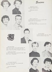 Page 16, 1955 Edition, Louisa High School - Scarlack Yearbook (Louisa, KY) online yearbook collection