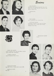 Page 17, 1955 Edition, Louisa High School - Scarlack Yearbook (Louisa, KY) online yearbook collection