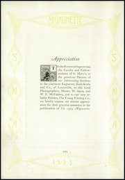 Page 14, 1923 Edition, St Marys Academy - Mignonette Yearbook (Paducah, KY) online yearbook collection