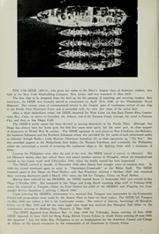Page 6, 1960 Edition, Dixie (AD 14) - Naval Cruise Book online yearbook collection