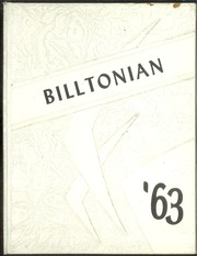 1963 Edition, Williamstown High School - Billtonian Yearbook (Williamstown, KY)