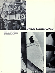 Page 10, 1971 Edition, Dixon (AS 37) - Naval Cruise Book online yearbook collection