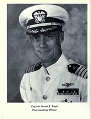 Page 6, 1971 Edition, Dixon (AS 37) - Naval Cruise Book online yearbook collection