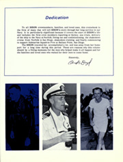 Page 7, 1971 Edition, Dixon (AS 37) - Naval Cruise Book online yearbook collection