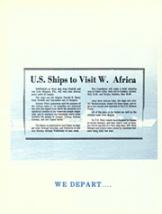 Page 12, 1976 Edition, Donald Beary (FF 1085) - Naval Cruise Book online yearbook collection