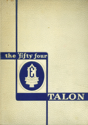1954 Edition, Eastern High School - Talon Yearbook (Middletown, KY)