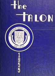 1955 Edition, Eastern High School - Talon Yearbook (Middletown, KY)