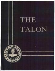1965 Edition, Eastern High School - Talon Yearbook (Middletown, KY)