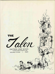 Page 7, 1965 Edition, Eastern High School - Talon Yearbook (Middletown, KY) online yearbook collection