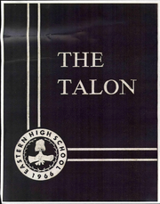 1966 Edition, Eastern High School - Talon Yearbook (Middletown, KY)