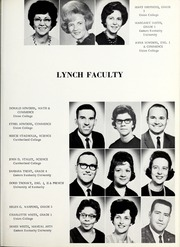 Page 13, 1967 Edition, Lynch High School - Bulldog Yearbook (Lynch, KY) online yearbook collection
