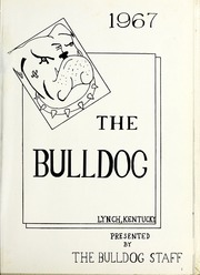 Page 5, 1967 Edition, Lynch High School - Bulldog Yearbook (Lynch, KY) online yearbook collection