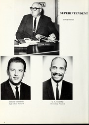 Page 8, 1967 Edition, Lynch High School - Bulldog Yearbook (Lynch, KY) online yearbook collection
