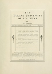 Page 7, 1903 Edition, Tulane University - Jambalaya Yearbook (New Orleans, LA) online yearbook collection