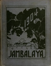 Tulane University - Jambalaya Yearbook (New Orleans, LA) online yearbook collection, 1904 Edition, Page 1