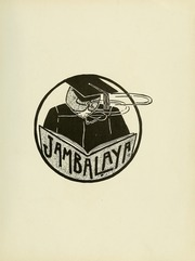 Page 7, 1905 Edition, Tulane University - Jambalaya Yearbook (New Orleans, LA) online yearbook collection