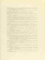 Page 17, 1909 Edition, Tulane University - Jambalaya Yearbook (New Orleans, LA) online yearbook collection