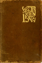 Tulane University - Jambalaya Yearbook (New Orleans, LA) online yearbook collection, 1915 Edition, Page 1