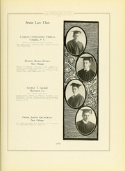 Page 121, 1917 Edition, Tulane University - Jambalaya Yearbook (New Orleans, LA) online yearbook collection
