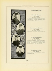 Page 122, 1917 Edition, Tulane University - Jambalaya Yearbook (New Orleans, LA) online yearbook collection