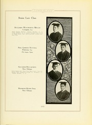 Page 123, 1917 Edition, Tulane University - Jambalaya Yearbook (New Orleans, LA) online yearbook collection