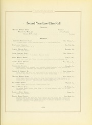 Page 125, 1917 Edition, Tulane University - Jambalaya Yearbook (New Orleans, LA) online yearbook collection