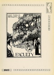 Page 13, 1923 Edition, Tulane University - Jambalaya Yearbook (New Orleans, LA) online yearbook collection