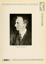 Page 15, 1923 Edition, Tulane University - Jambalaya Yearbook (New Orleans, LA) online yearbook collection
