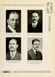 Page 17, 1923 Edition, Tulane University - Jambalaya Yearbook (New Orleans, LA) online yearbook collection