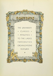 Page 9, 1931 Edition, Tulane University - Jambalaya Yearbook (New Orleans, LA) online yearbook collection