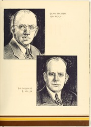 Page 13, 1938 Edition, Tulane University - Jambalaya Yearbook (New Orleans, LA) online yearbook collection