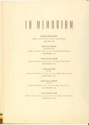 Page 16, 1938 Edition, Tulane University - Jambalaya Yearbook (New Orleans, LA) online yearbook collection