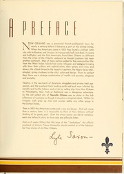 Page 7, 1938 Edition, Tulane University - Jambalaya Yearbook (New Orleans, LA) online yearbook collection