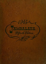 Tulane University - Jambalaya Yearbook (New Orleans, LA) online yearbook collection, 1945 Edition, Page 1