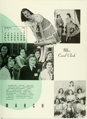 Page 13, 1952 Edition, Tulane University - Jambalaya Yearbook (New Orleans, LA) online yearbook collection