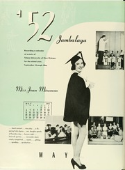 Page 16, 1952 Edition, Tulane University - Jambalaya Yearbook (New Orleans, LA) online yearbook collection