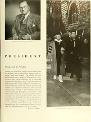 Page 13, 1956 Edition, Tulane University - Jambalaya Yearbook (New Orleans, LA) online yearbook collection