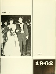Page 11, 1962 Edition, Tulane University - Jambalaya Yearbook (New Orleans, LA) online yearbook collection