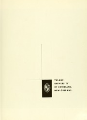 Page 5, 1962 Edition, Tulane University - Jambalaya Yearbook (New Orleans, LA) online yearbook collection