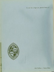 Page 10, 1965 Edition, Tulane University - Jambalaya Yearbook (New Orleans, LA) online yearbook collection