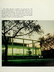 Page 11, 1966 Edition, Tulane University - Jambalaya Yearbook (New Orleans, LA) online yearbook collection