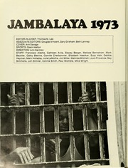 Page 6, 1973 Edition, Tulane University - Jambalaya Yearbook (New Orleans, LA) online yearbook collection