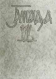 Tulane University - Jambalaya Yearbook (New Orleans, LA) online yearbook collection, 1976 Edition, Page 1