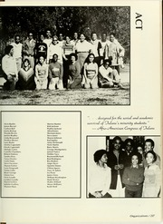 Page 245, 1978 Edition, Tulane University - Jambalaya Yearbook (New Orleans, LA) online yearbook collection