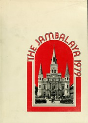 Tulane University - Jambalaya Yearbook (New Orleans, LA) online yearbook collection, 1979 Edition, Page 1