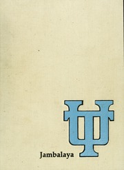 Tulane University - Jambalaya Yearbook (New Orleans, LA) online yearbook collection, 1981 Edition, Page 1