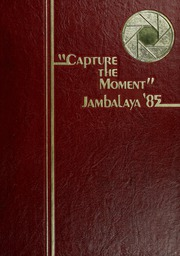 Tulane University - Jambalaya Yearbook (New Orleans, LA) online yearbook collection, 1985 Edition, Page 1