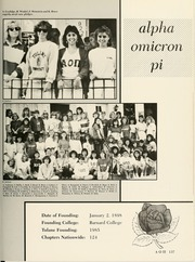 Page 141, 1988 Edition, Tulane University - Jambalaya Yearbook (New Orleans, LA) online yearbook collection